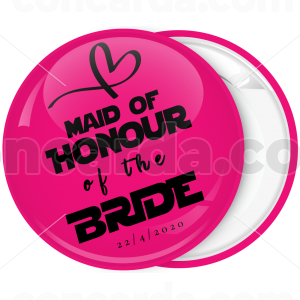 Κονκάρδα Maid of Honor flat collection ροζ