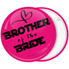 Κονκάρδα brother of the bride collection flat ροζ