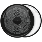 Κονκάρδα Joy Division Unknown Pleasures disk