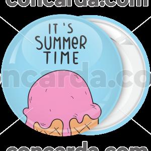 Κονκάρδα με παγωτό Its summer time