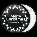 Χριστουγεννιάτικη Κονκάρδα Merry Xmas Lights