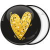 Κονκάρδα χρυσή καρδιά