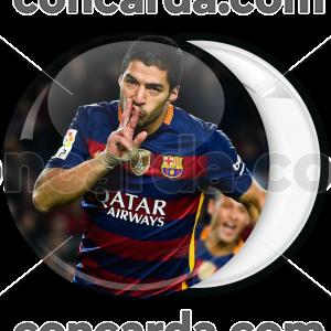 Αθλητική κονκάρδα Luis-Suarez