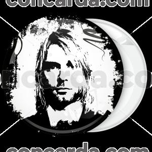 Rock Κονκάρδα Kurt Cobain classic