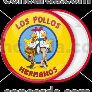 Κονκάρδα Breaking Bad los pollos hermanos κίτρινη