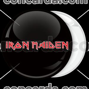 Κονκάρδα Rock Iron Maiden Classic
