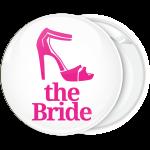 Κονκάρδα γάμου Bride Shoe λευκή
