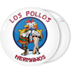 Κονκάρδα Breaking Bad los pollos hermanos λευκή