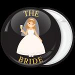 Kονκάρδα νύφης The Bride Milly μαύρη