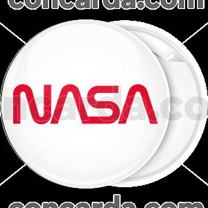 Κονκάρδα NASA λευκή