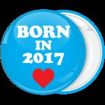 Κονκάρδα Born in 2017 μπλέ