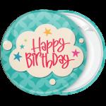 Κονκάρδα γενεθλίων cloud Happy birthday
