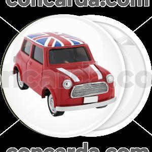 Κονκάρδα mini cooper GB sport