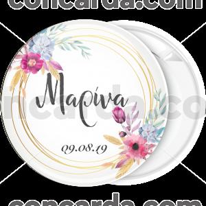 Kονκάρδα floral vintage αγριολούλουδα