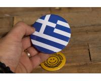 Κονκάρδα Ελληνική σημαία