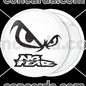 Κονκάρδα No Fear λευκή