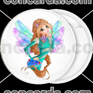 Κονκάρδα Flora Onyrix couture Winx