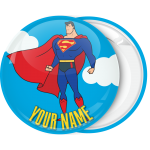 Kονκάρδα βάπτισης Superman Strong