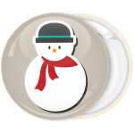 Κονκάρδα Χριστουγέννων cute snowman