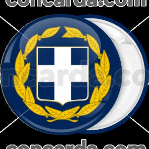 Κονκάρδα Πρόεδρος Ελληνικής Δημοκρατίας