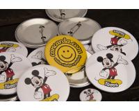 Βάπτιση κονκάρδες Mickey Mouse