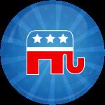 Κονκάρδα Vote Republicans