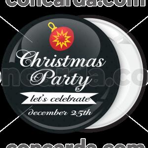 Χριστουγεννιάτικη Κονκάρδα Lets Celebrate