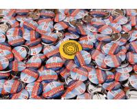 Κονκάρδες εκλογών Πειραιάς Δημήτρης Μέσουλας