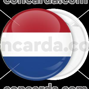 Κονκάρδα σημαία Ολλανδίας