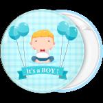 Κονκάρδα its a boy balloons