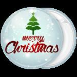 Κονκάρδα Χριστουγέννων Christmas Tree snow