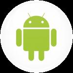 Κονκάρδα Android λευκή