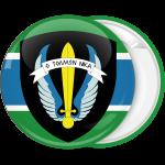 Κονκάρδα Ο Τολμών Νικά μπλέ πράσινο