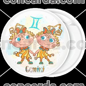 Κονκάρδα collection Δίδυμοι ζώδια art