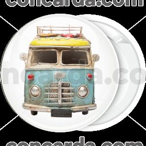 Κονκάρδα φορτηγάκι VW με surf προφίλ