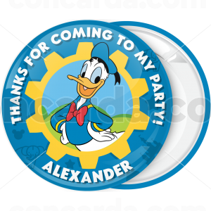 Κονκάρδα Donald Duck