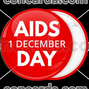 Κονκάρδα world Aids words