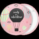 Κονκάρδα Αερόστατο Ready for adventure