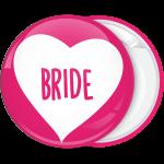Κονκάρδα γάμου Bride Heart