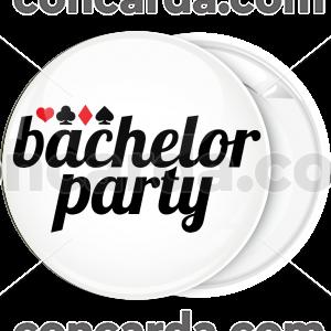 Κονκάρδα bachelor party poker