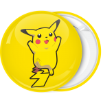 Κονκάρδα Pokemon Pikachu cheering