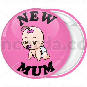 Κονκάρδα new mum baby ροζ