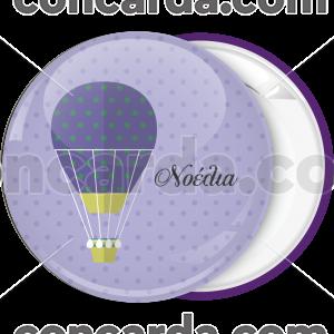 Κονκάρδα Αερόστατο πουά