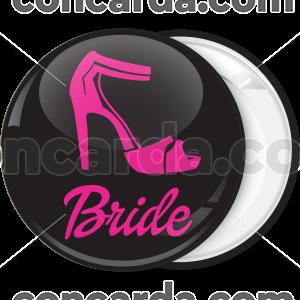 Κονκάρδα γάμου Bride Shoe