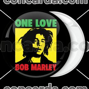 Κονκάρδα Bob Marley One Love