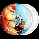 Κονκάρδα βασιλιάς των λιονταριών ήρωες