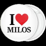 Σουβενίρ κονκάρδα I Love Milos
