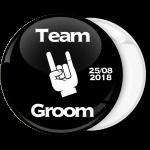 Κονκάρδα Metal Team Groom