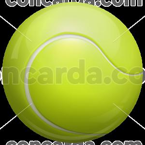 Κονκάρδα μπάλα τένις