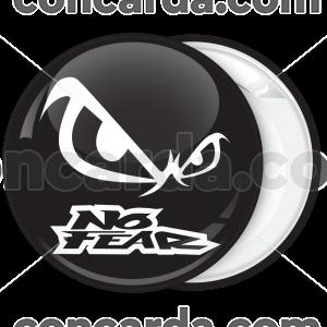 Κονκάρδα No Fear μαύρη